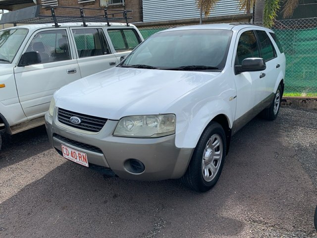 Used Ford Territory  , 2006 Ford Territory White 4 Speed Auto Active Select Wagon