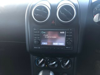 2013 Nissan Dualis J10W Series 4 MY13 ST Hatch X-tronic 2WD Snow Storm 6 Speed Constant Variable