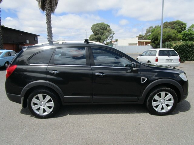 Used Holden Captiva CG MY10 LX (4x4), 2010 Holden Captiva CG MY10 LX (4x4) 5 Speed Automatic Wagon