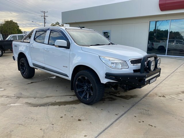 Used Holden Colorado LT , 2014 Holden Colorado LT Automatic Utility