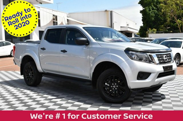 New Nissan Navara D23 S3 SL, 2019 Nissan Navara D23 S3 SL Brilliant Silver 7 Speed Sports Automatic Utility