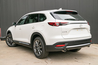 2019 Mazda CX-9 TC Azami SKYACTIV-Drive i-ACTIV AWD Snowflake White Pearl 6 Speed Sports Automatic