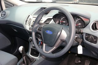 2009 Ford Fiesta WS CL Silver 5 Speed Manual Hatchback