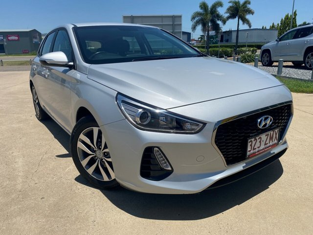 Used Hyundai i30 PD MY18 Active, 2018 Hyundai i30 PD MY18 Active Silver 6 Speed Sports Automatic Hatchback