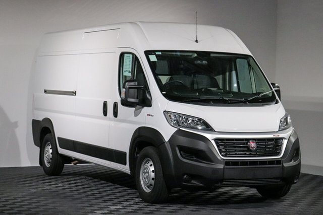 Demo Fiat Ducato Series 6 Mid Roof LWB Comfort-matic, 2019 Fiat Ducato Series 6 Mid Roof LWB Comfort-matic White 6 speed Automatic Van