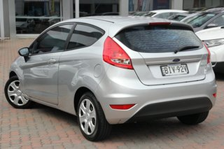 2009 Ford Fiesta WS CL Silver 5 Speed Manual Hatchback.