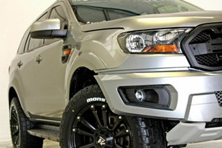 2017 Ford Everest UA MY18 Ambiente (RWD 5 Seat) Silver 6 Speed Automatic Wagon.