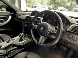 2013 BMW 3 Series F30 328i M Sport White Sports Automatic Sedan