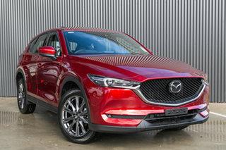 2019 Mazda CX-5 KF4WLA Akera SKYACTIV-Drive i-ACTIV AWD Soul Red Crystal 6 Speed Sports Automatic.