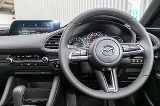 2019 Mazda 3 BP2H7A G20 SKYACTIV-Drive Evolve Sonic Silver 6 Speed Sports Automatic Hatchback