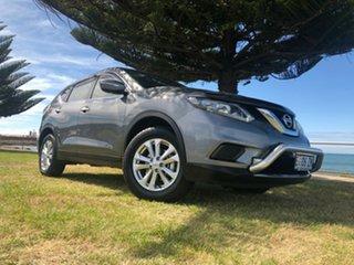 2016 Nissan X-Trail T32 ST X-tronic 4WD Gun Metallic 7 Speed Constant Variable Wagon.