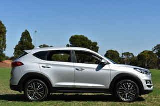 2019 Hyundai Tucson TL4 MY20 Active X 2WD Platinum Silver 6 Speed Automatic Wagon.