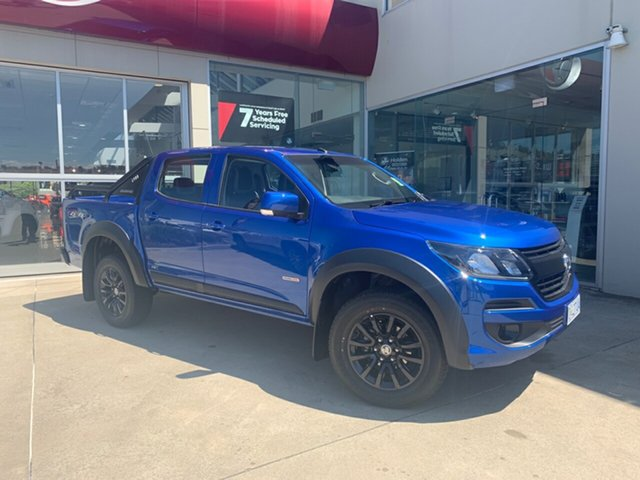 Demo Holden Colorado RG MY20 LS-X Pickup Crew Cab, 2019 Holden Colorado RG MY20 LS-X Pickup Crew Cab Absolute Red 6 Speed Sports Automatic Utility