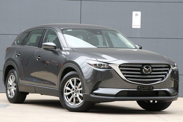New Mazda CX-9 TC Touring SKYACTIV-Drive, 2019 Mazda CX-9 TC Touring SKYACTIV-Drive Machine Grey 6 Speed Sports Automatic Wagon