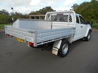 2015 Isuzu D-MAX TF MY15 SX (4x4) 5 Speed Automatic Space Cab Chassis.