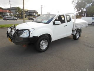 2015 Isuzu D-MAX TF MY15 SX (4x4) 5 Speed Automatic Space Cab Chassis