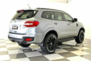 2017 Ford Everest UA MY18 Ambiente (RWD 5 Seat) Silver 6 Speed Automatic Wagon
