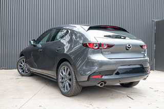 2019 Mazda 3 BP2H7A G20 SKYACTIV-Drive Evolve Machine Grey 6 Speed Sports Automatic Hatchback