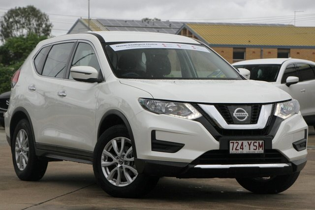 Used Nissan X-Trail T32 Series II ST X-tronic 2WD, 2019 Nissan X-Trail T32 Series II ST X-tronic 2WD Ivory Pearl 7 Speed Constant Variable Wagon