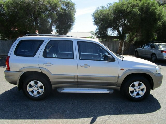 Used Mazda Tribute  Limited, 2002 Mazda Tribute Limited 4 Speed Automatic 4x4 Wagon