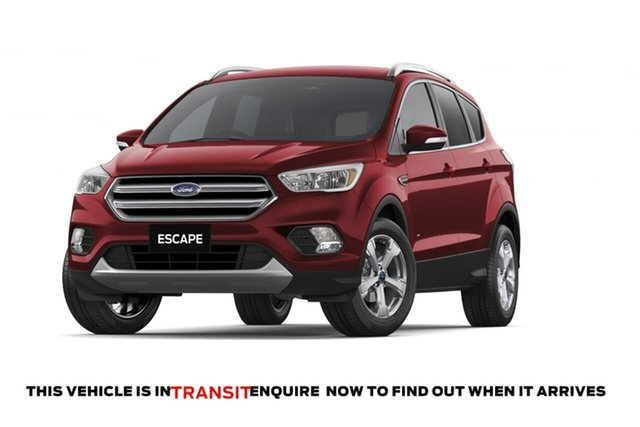 Used Ford Escape ZG 2019.25MY Trend AWD, 2019 Ford Escape ZG 2019.25MY Trend AWD Red 6 Speed Sports Automatic Wagon