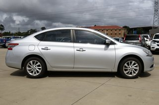 2013 Nissan Pulsar B17 ST-L Silver 6 Speed Manual Sedan