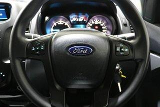 2015 Ford Ranger PX XL 3.2 (4x4) White 6 Speed Manual Dual Cab Utility
