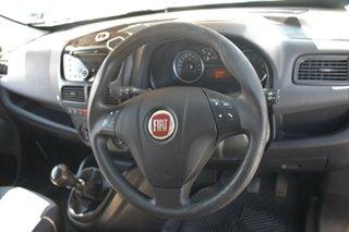 2016 Fiat Doblo 263 Series 1 Low Roof LWB White 6 Speed Manual Van