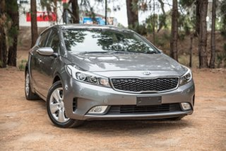 2016 Kia Cerato YD MY17 S Grey 6 Speed Sports Automatic Hatchback.