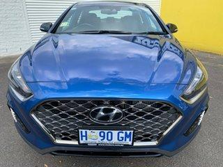 2018 Hyundai Sonata LF4 MY18 Premium Blue 8 Speed Sports Automatic Sedan.