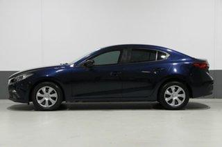 2014 Mazda 3 BM Neo Blue 6 Speed Automatic Sedan