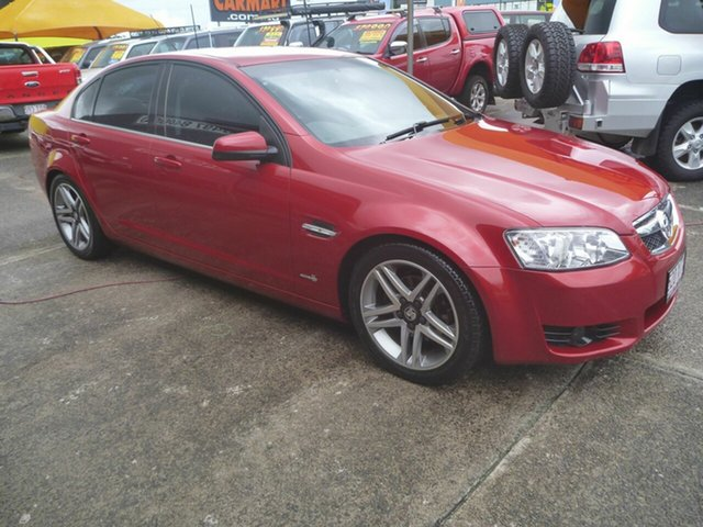 Used Holden Berlina VE II , 2011 Holden Berlina VE II Red 6 Speed Sports Automatic Sedan