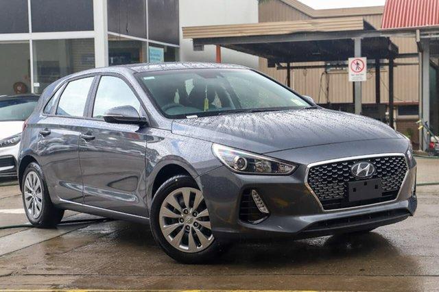 New Hyundai i30 PD.3 MY20 Go, 2019 Hyundai i30 PD.3 MY20 Go Iron Grey 6 Speed Sports Automatic Hatchback