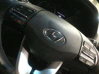 2018 Hyundai i30 PD2 MY19 Active Intense Blue 6 Speed Sports Automatic Hatchback