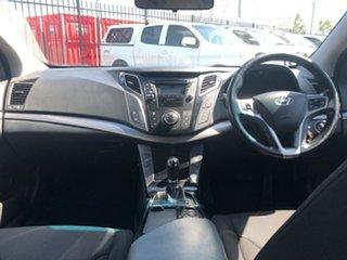 2012 Hyundai i40 VF Active Silver 6 Speed Automatic Wagon