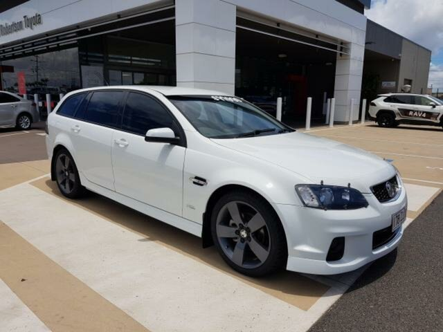 Used Holden Commodore VE II MY12.5 SV6 Sportwagon Z Series, 2012 Holden Commodore VE II MY12.5 SV6 Sportwagon Z Series White 6 Speed Sports Automatic Wagon