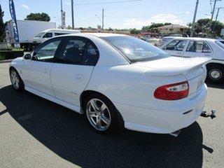 2000 Holden Commodore VX SS White 4 Speed Automatic Sedan.