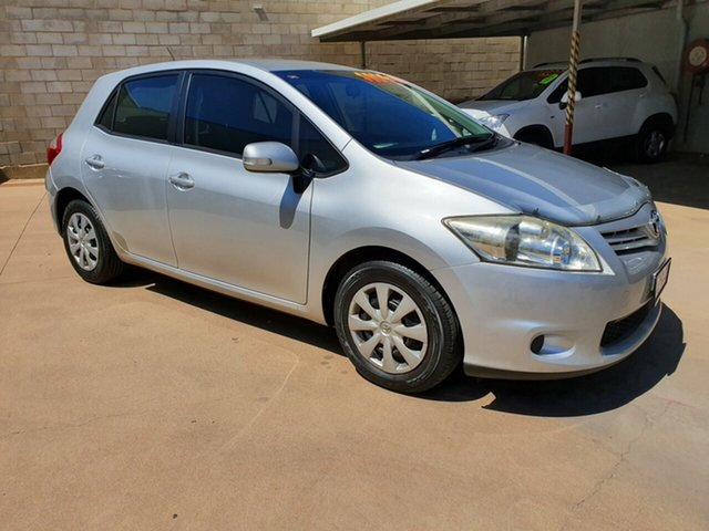 Used Toyota Corolla ZRE152R MY11 Ascent, 2010 Toyota Corolla ZRE152R MY11 Ascent 6 Speed Manual Hatchback