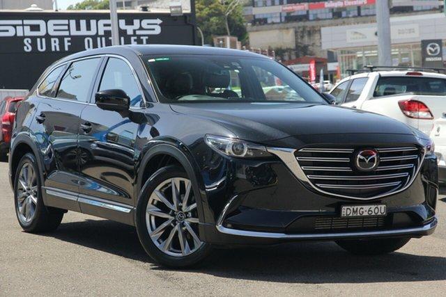Used Mazda CX-9 TC Azami SKYACTIV-Drive i-ACTIV AWD, 2017 Mazda CX-9 TC Azami SKYACTIV-Drive i-ACTIV AWD Black 6 Speed Sports Automatic Wagon