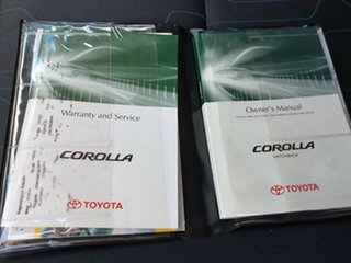 2010 Toyota Corolla ZRE152R MY11 Ascent 6 Speed Manual Hatchback