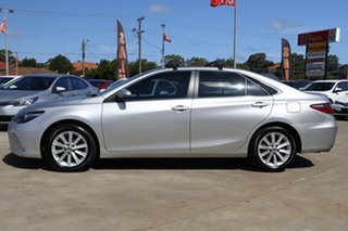 2015 Toyota Camry ASV50R Atara S Premium Silver 6 Speed Sports Automatic Sedan