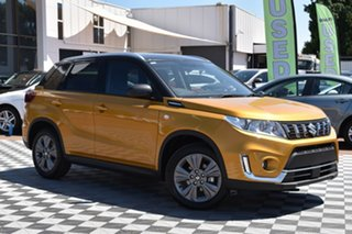2019 Suzuki Vitara LY Series II 2WD Yellow & Black 6 Speed Sports Automatic Wagon.