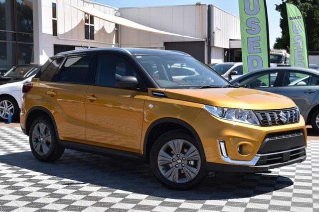 New Suzuki Vitara LY Series II 2WD, 2019 Suzuki Vitara LY Series II 2WD Yellow & Black 6 Speed Sports Automatic Wagon