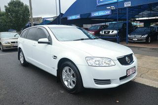 2012 Holden Commodore VE II MY12 Omega White 6 Speed Automatic Sportswagon