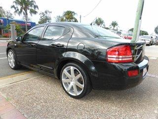 2007 Dodge Avenger JS SX Black 4 Speed Automatic Sedan