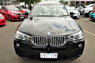 2015 BMW X3 F25 LCI xDrive30d Steptronic Grey 8 Speed Sports Automatic Wagon