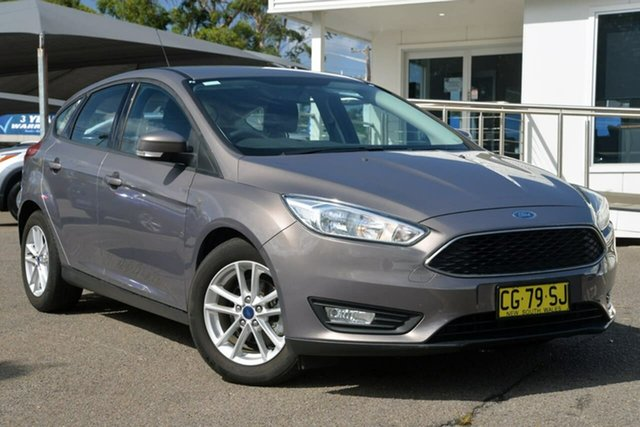 Used Ford Focus LZ Trend, 2015 Ford Focus LZ Trend Bronze 6 Speed Automatic Hatchback