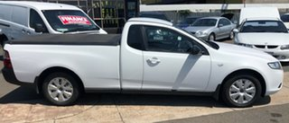 2010 Ford Falcon FG 3x SEATER 4 Speed Automatic Cab Chassis