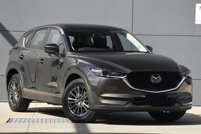 Used Mazda CX-5 KF4W2A Maxx SKYACTIV-Drive i-ACTIV AWD Sport, 2019 Mazda CX-5 KF4W2A Maxx SKYACTIV-Drive i-ACTIV AWD Sport Titanium Flash 6 Speed Sports Automatic