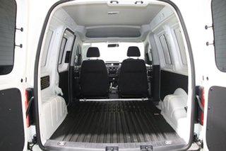 2016 Volkswagen Caddy 2K MY16 TSI160 Runner White 5 Speed Manual Van